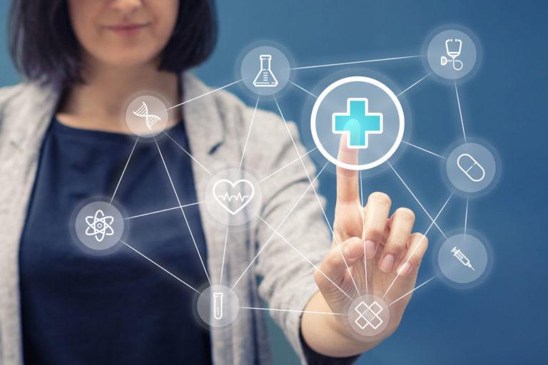 la digitalisation des soins de santé